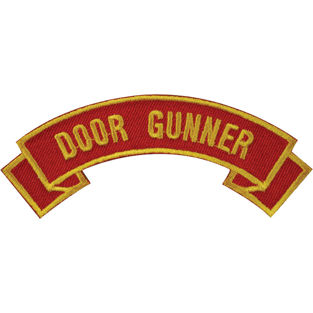 Door Gunner Rocker Patch
