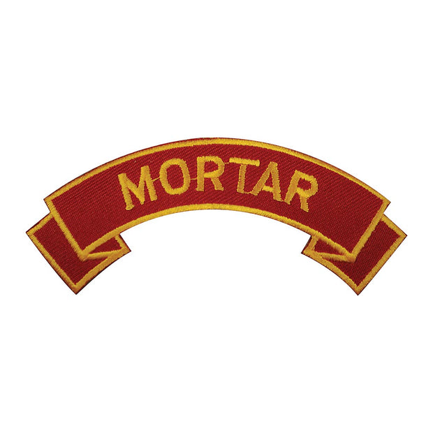 Mortar Rocker Patch