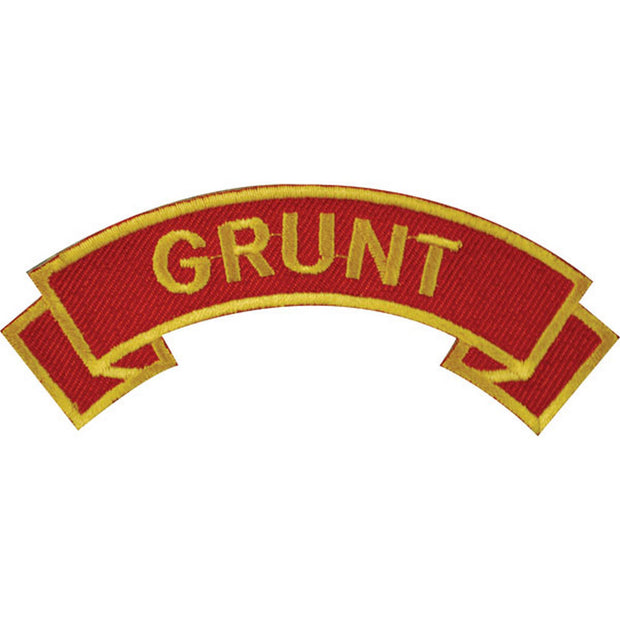Grunt Rocker Patch