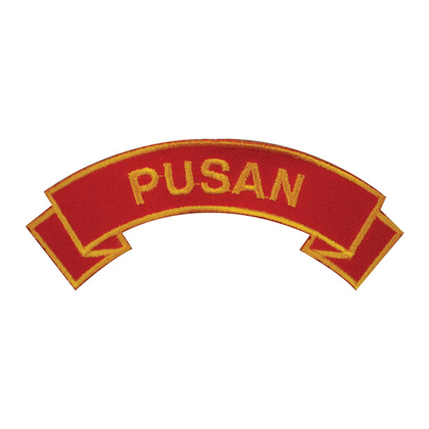 Pusan Rocker Patch