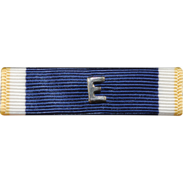 Navy E Ribbon