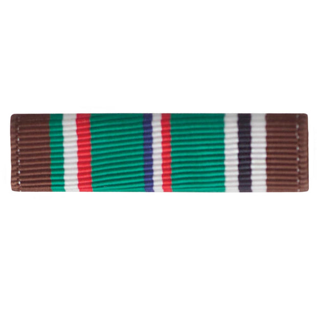 European African Mid-Eastern Campaign Ribbon