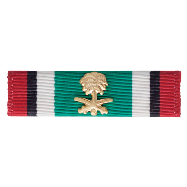 Kuwait Liberation (Saudi Arabia) Ribbon