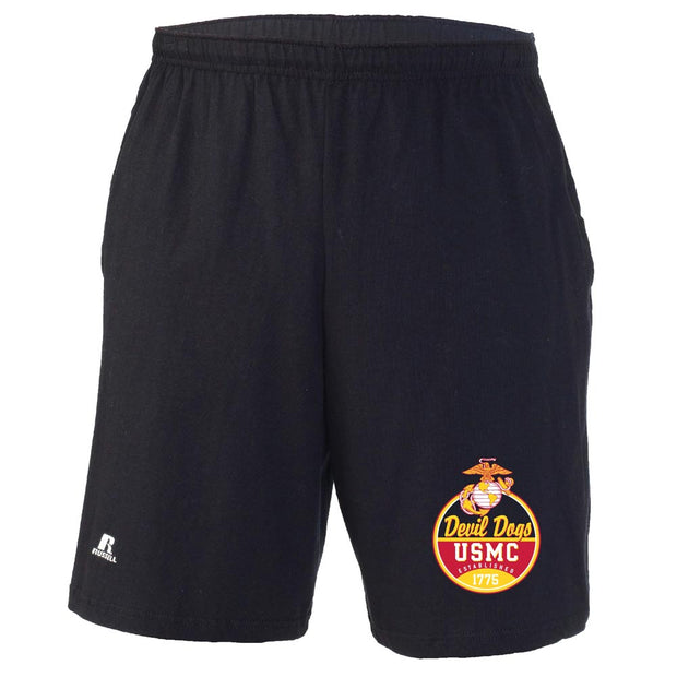 Russell Cotton Pocket Shorts