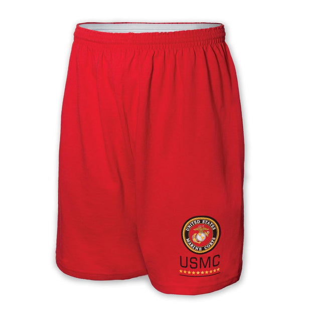 USMC Logo Running Short
