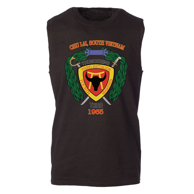 3rd Battalion 4th Marines Shooter T-Shirt