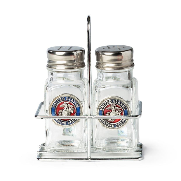 Marine Corps Salt & Pepper Shaker Set
