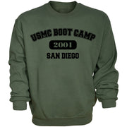 USMC Boot Camp Sweatshirt