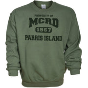 Property of MCRD Crew Sweatshirt
