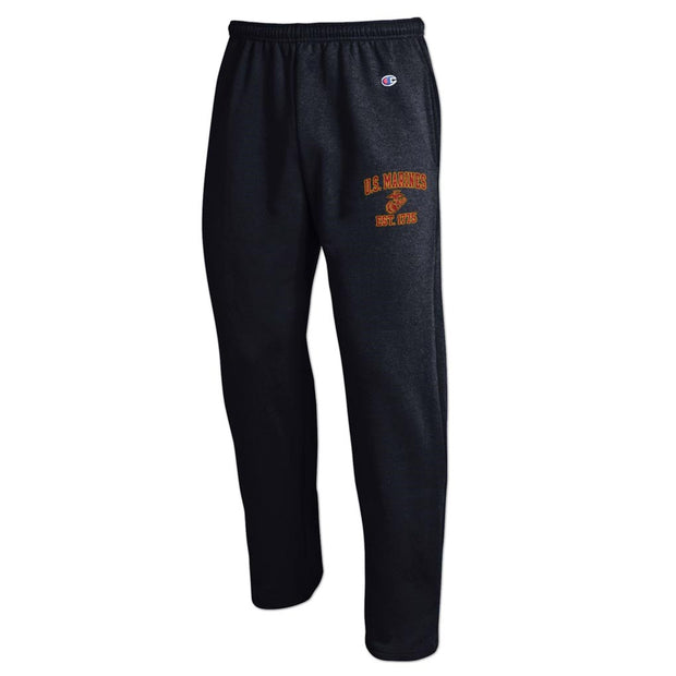 Champion Eco Blend Open Bottom Sweatpants