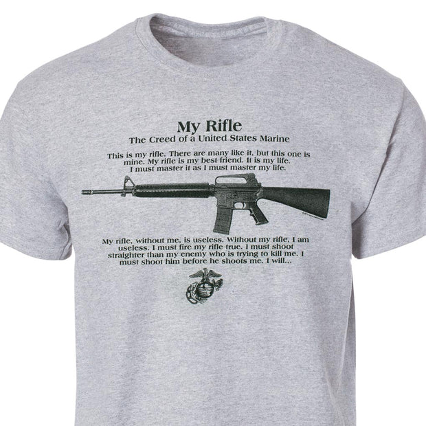 My Rifle T-Shirt