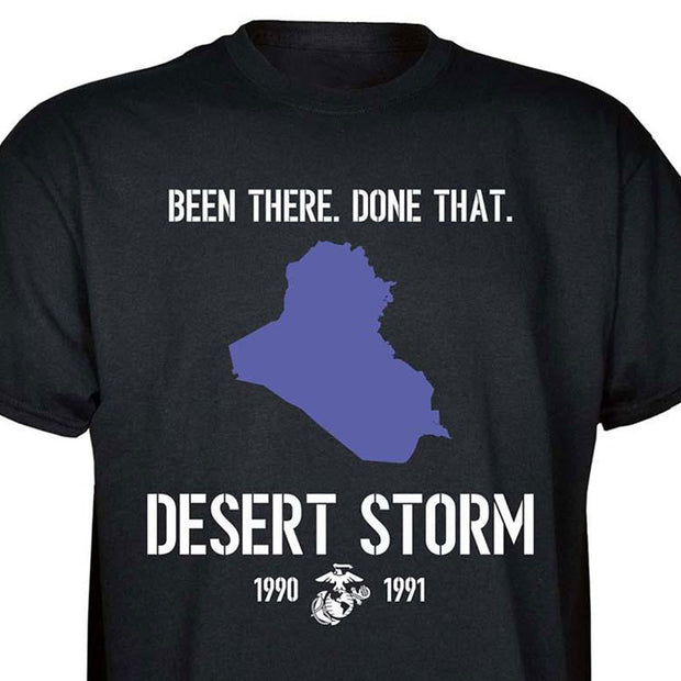 Been There Done That Choose Your Location T-Shirt