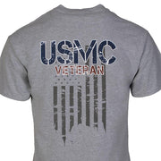 USMC Veteran Flag T-Shirt