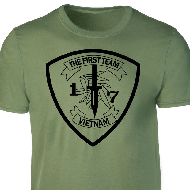 1/7 Vietnam First Team T-shirt