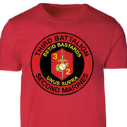 3rd Battalion 2nd Marines T-shirt