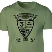3rd Battalion 5th Marines T-shirt