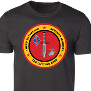 3rd Battalion 7th Marines T-shirt