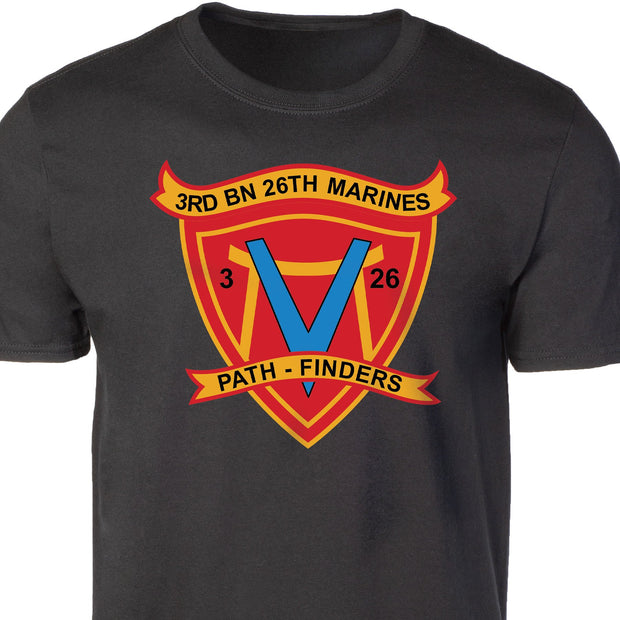 3rd Battalion 26th Marines T-shirt