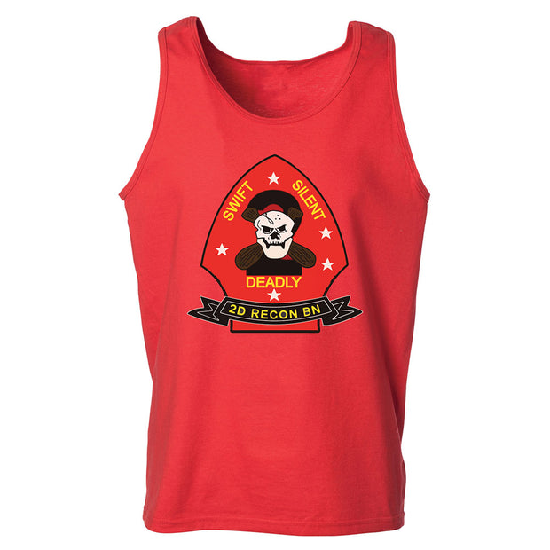 2nd Recon Battalion Tank Top