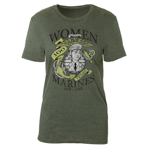 Women Marines 100 Year T-Shirt