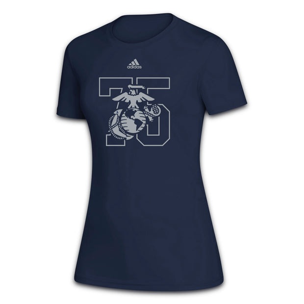 Adidas USMC 75 Women's Performance T-shirt