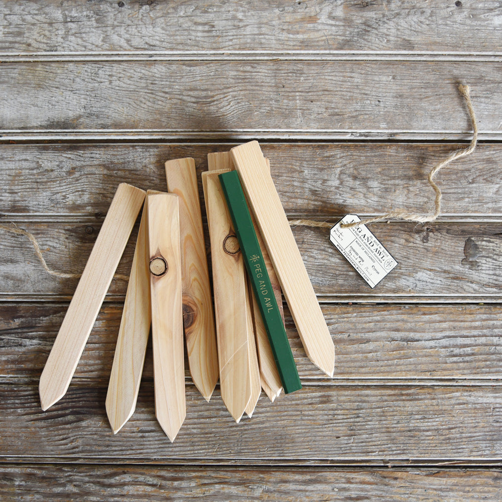 Garden Stakes | Peg and Awl