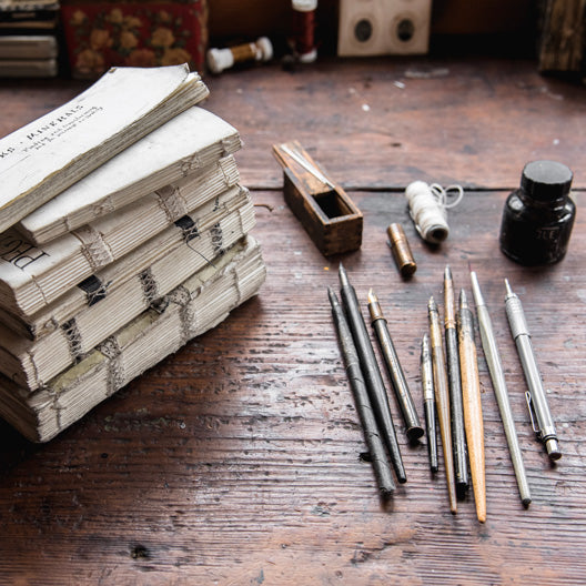 Anselm Bookbinding Kits by Peg and Awl