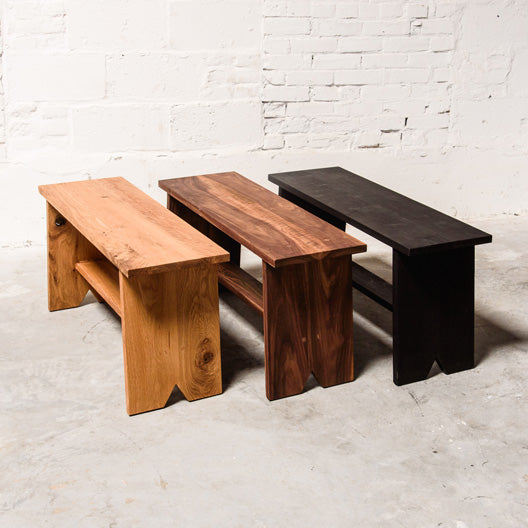 The Travelers Bench by Peg and Awl