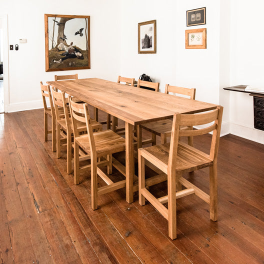 Dining Room Table by Peg and Awl