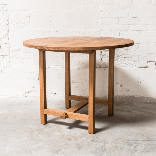 Kitchen Table by Peg and Awl