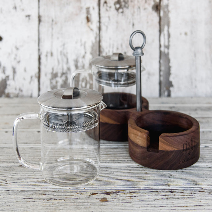 Rishi Tea Caddy by Peg and Awl