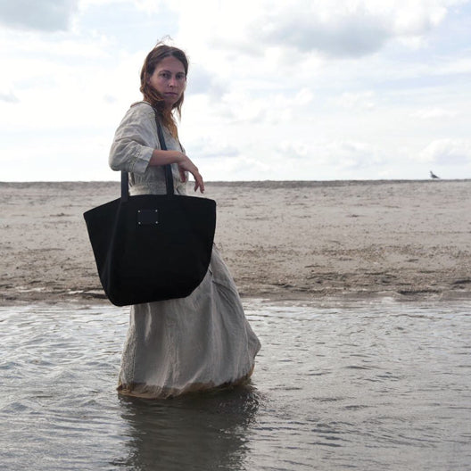 The Seaside Tote by Peg and Awl