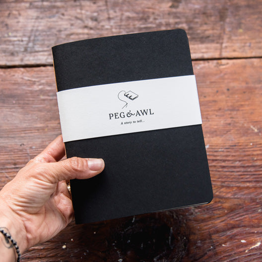 Portrait Orra Sketchbook by Peg and Awl