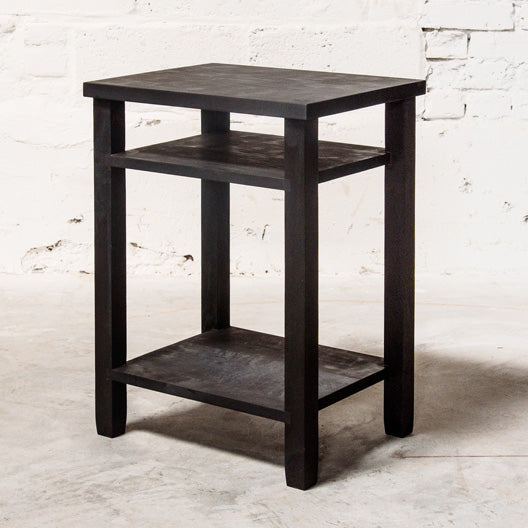 The Cannery Side Table by Peg and Awl