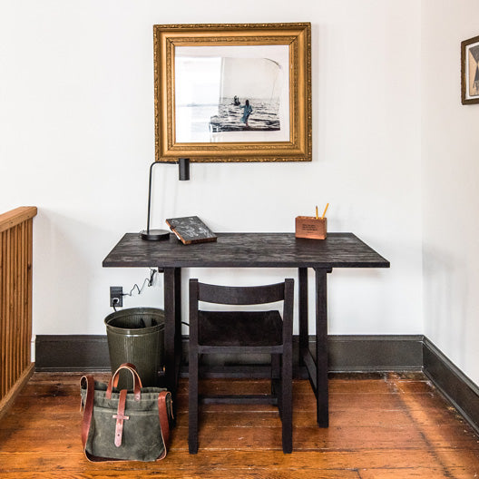 The Study at The Peg and Awl House