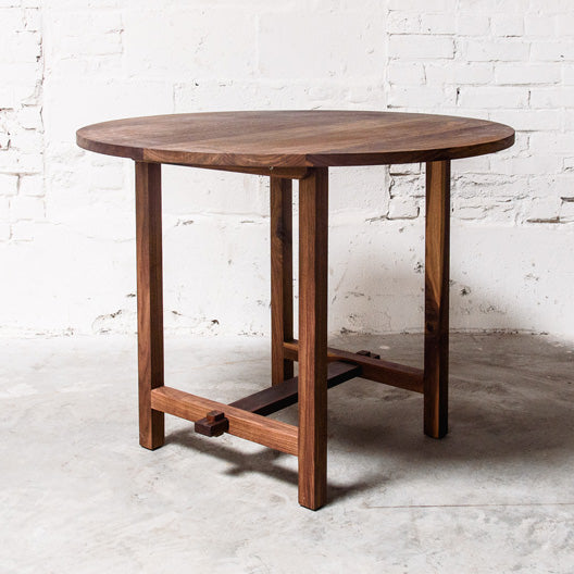The Hawley Table by Peg and Awl