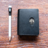 No. 1, Alva: Mini Hand-Bound Tin Type Journal (S)