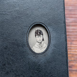 No. 6, Ingrid: Mini Hand-Bound Tin Type Journal (S)
