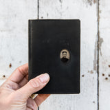 No. 10, Loisa: Pocket Hand-Bound Tin Type Journal
