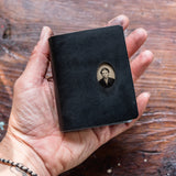 No. 12, Linus: Mini Hand-Bound Tin Type Journal (S)
