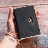 No. 15, Oscar: Pocket Hand-Bound Tin Type Journal (M)