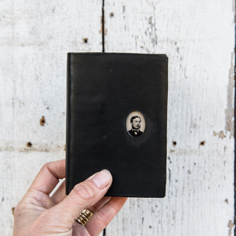 No. 16, Degory: Pocket Hand-Bound Tin Type Journal