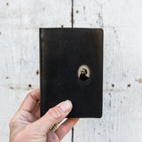 No. 17, Edwin: Pocket Hand-Bound Tin Type Journal