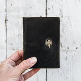 No. 18, Earnst: Pocket Hand-Bound Tin Type Journal
