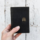 No. 19, Harold: Pocket Hand-Bound Tin Type Journal