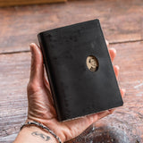No. 21, Asher: Pocket Hand-Bound Tin Type Journal (M)
