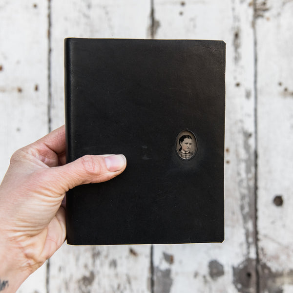 No. 23, Lotte: Standard Hand-Bound Tin Type Journal