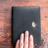 No. 27, Sylvie: Standard Hand-Bound Tin Type Journal (L)