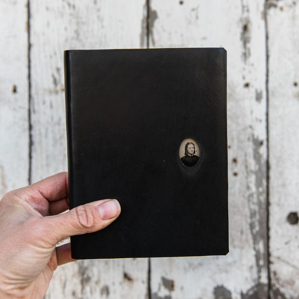 No. 28, Molly: Standard Hand-Bound Tin Type Journal