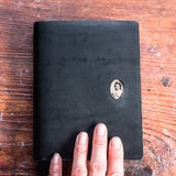 No. 29, Amelia: Standard Hand-Bound Tin Type Journal (L)